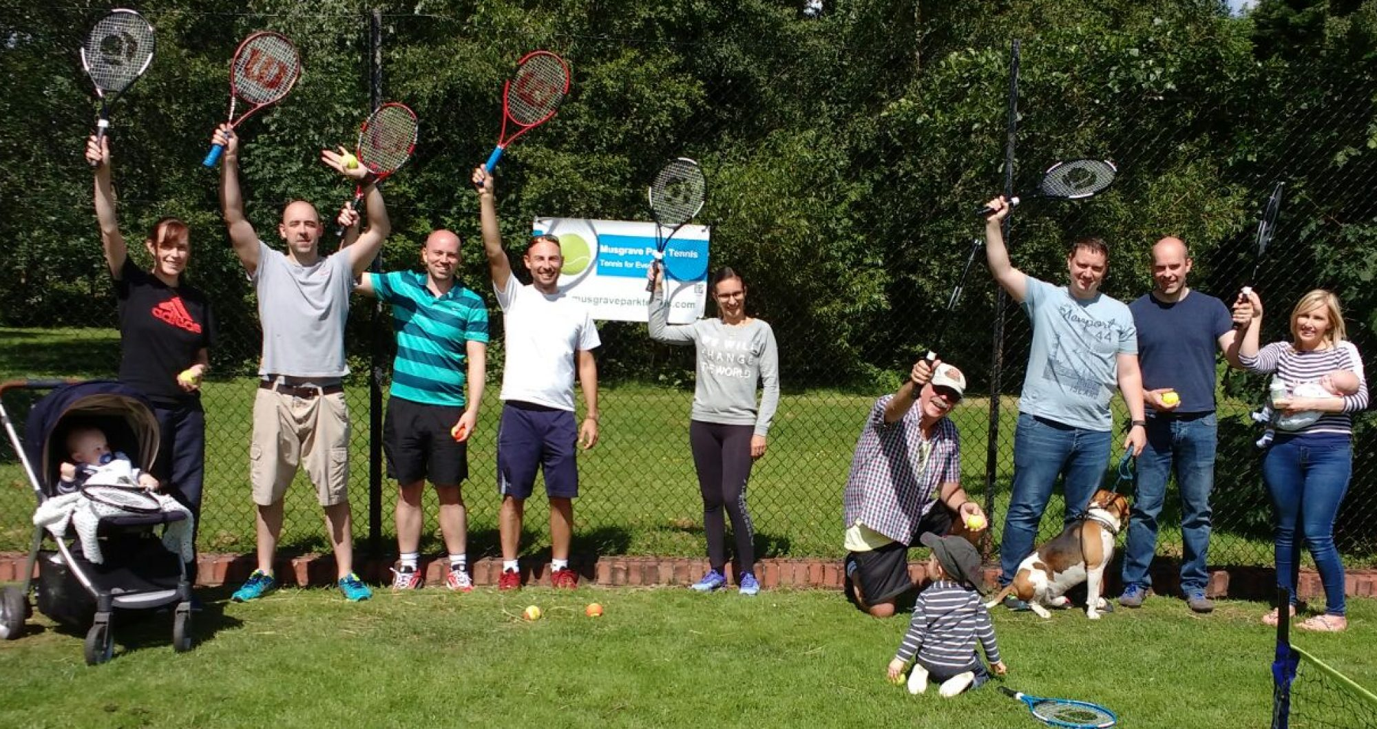 Musgrave Park Tennis